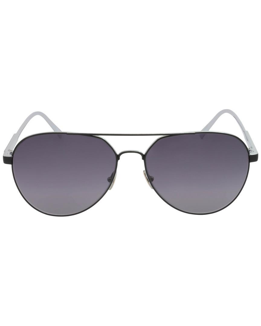 36fd937a4a Lyst - Montblanc Mont Blanc Men s Mb644s 60mm Sunglasses for Men