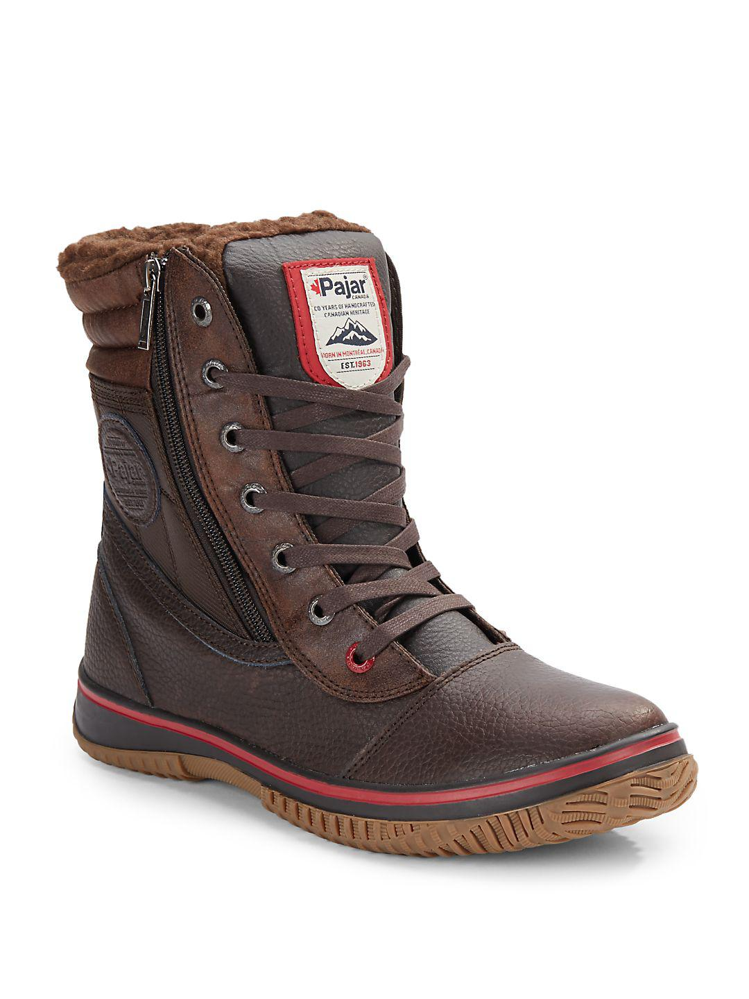 Pajar Tour Waterproof Leather Boots in