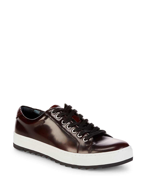 plataform sneakers - White Karl Lagerfeld 554Xy