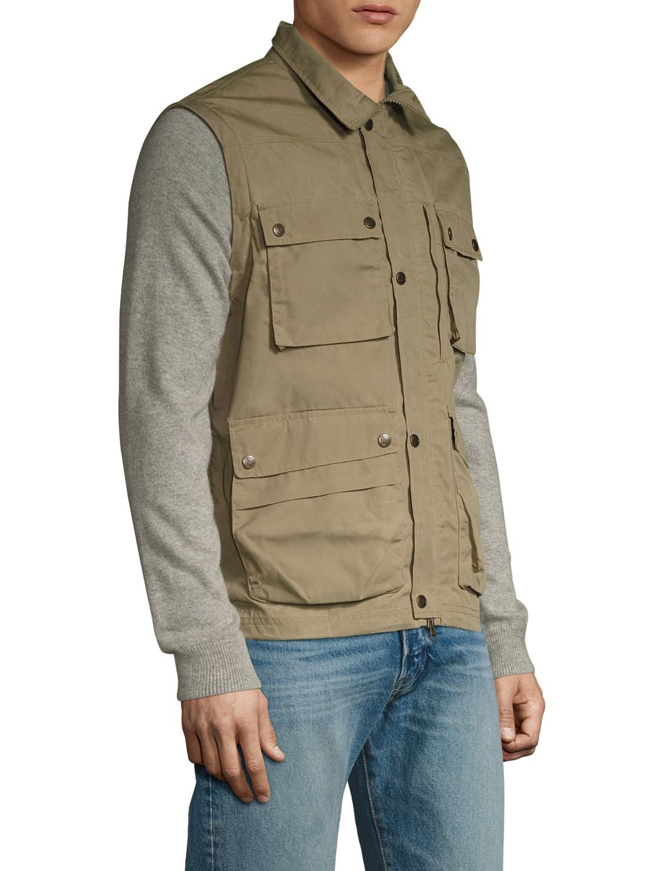 Fjallraven Synthetic Reporter Lite Jacket for Men