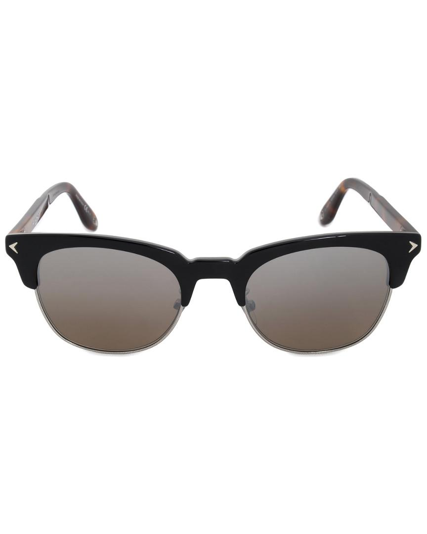 Givenchy Women's Gv7083/s F Wr7/g4 53 53mm Sunglasses in Black