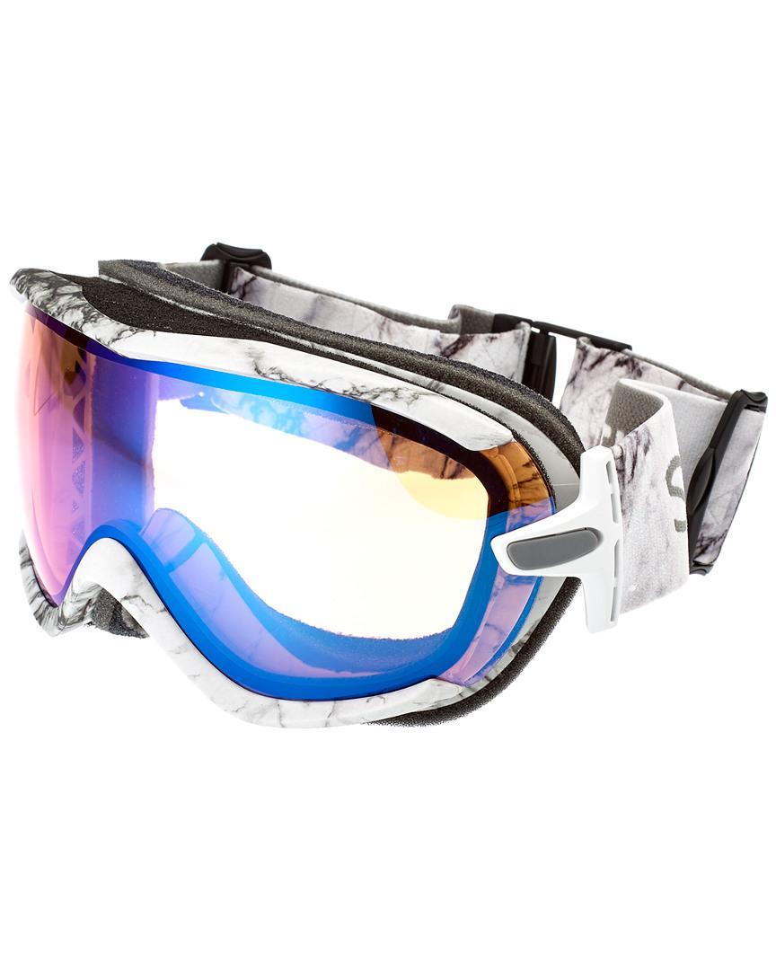 c6dfcde16063 Lyst - Smith Virtue Chromapop Photochromic Ski Goggle in Blue