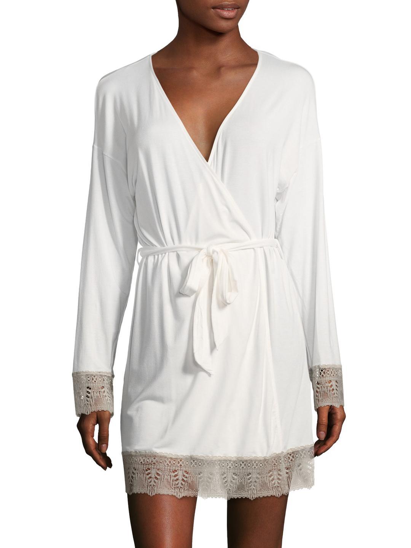 cc78a5f8e3 Lyst - Cosabella Bacall Sleepwear Robe