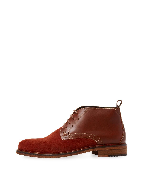 d3183c2bd97 Wolverine Brown 1883 Hensel Chukka Boot for men