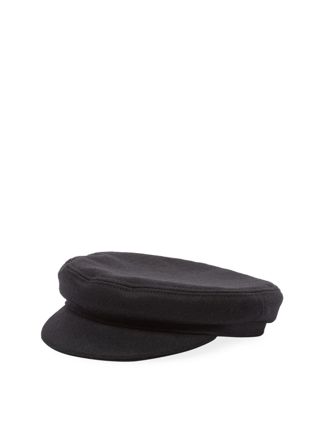Isabel Marant - Black Casquette Evie Wool Hat - Lyst. View Fullscreen 931df60d7106