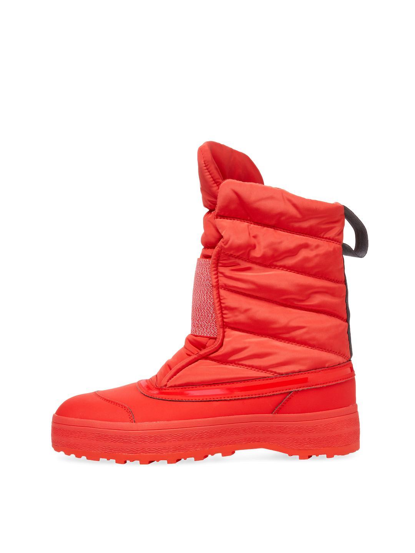 adidas By Stella McCartney Nangator 3 Boot in Red