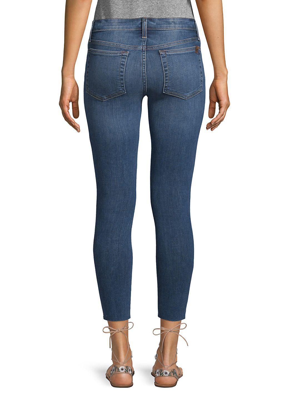 Joe's Denim Jackie Skinny Jeans in Blue
