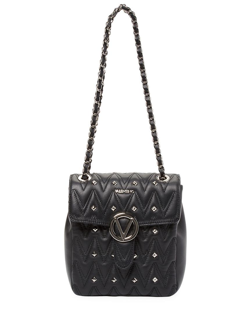 ba14ab112c9 Lyst - Valentino By Mario Valentino Mabiched Sauvage And Studs Bag ...