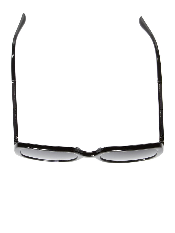 Jimmy Choo Chari 55mm Square Sunglasses in Black