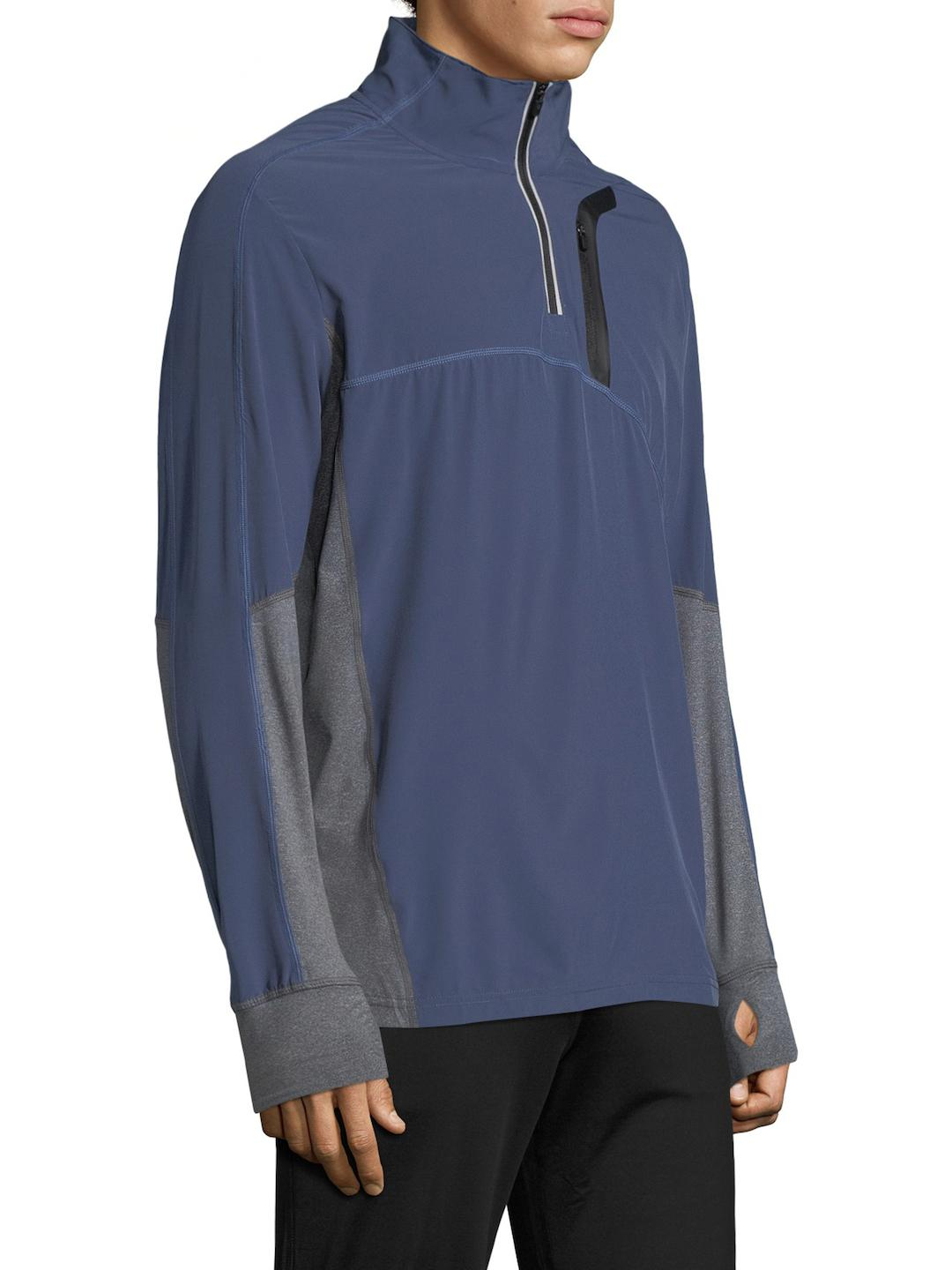 Mpg Synthetic Contra in Heather Navy (Blue) for Men