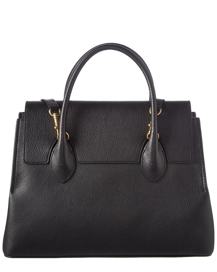 Mulberry Seaton Small Leather Tote in Black - Save 2% - Lyst 09e97a717c89d