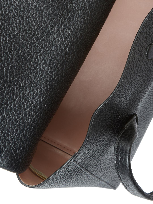 Kate Spade Leather Carter Street Laurelle Tote Bag in Black