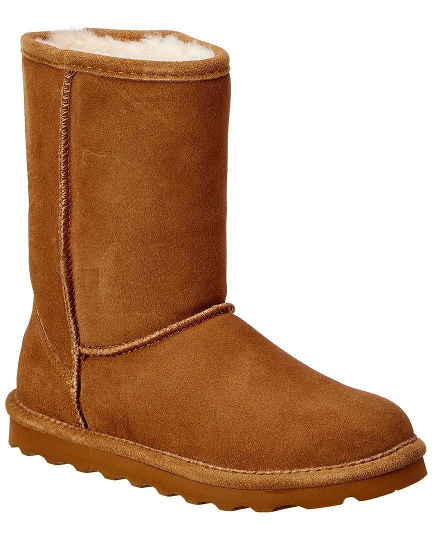edfd19066054 Lyst - BEARPAW Elle Never Wet Water-resistant Suede Boot in Brown