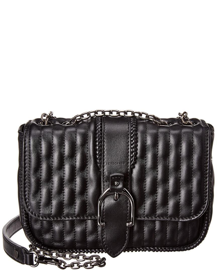 Amazone Xs Leather Shoulder Bag