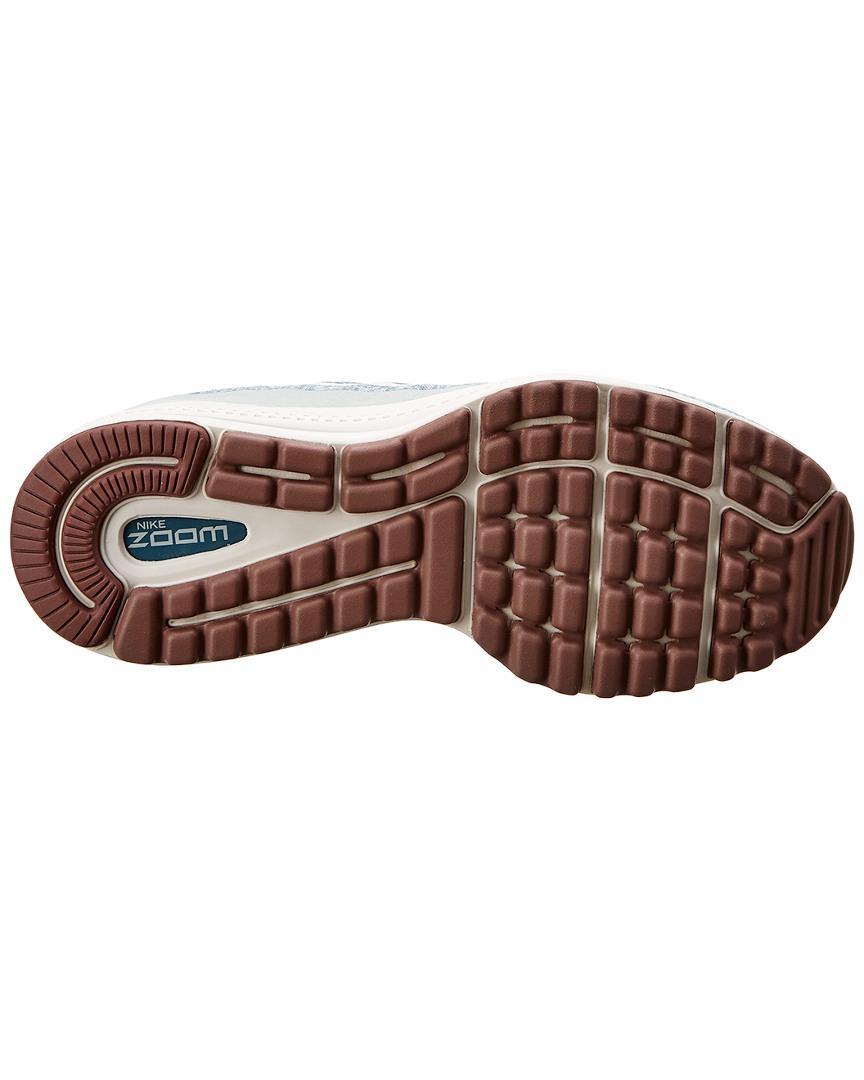 a2d946c52a10f Nike - Blue Air Zoom Vomero 13 Running Shoe - Lyst. View fullscreen