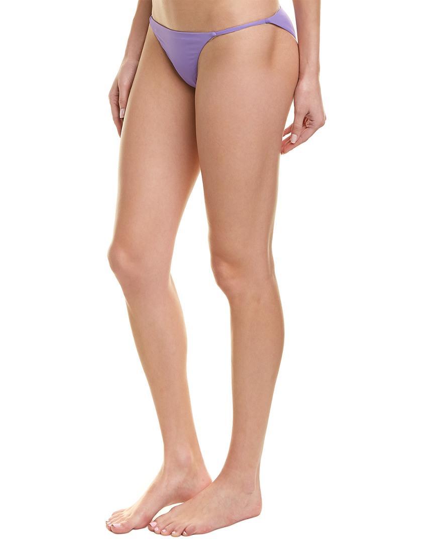 9baced881a4 Onia Rochelle Bottom in Purple - Lyst