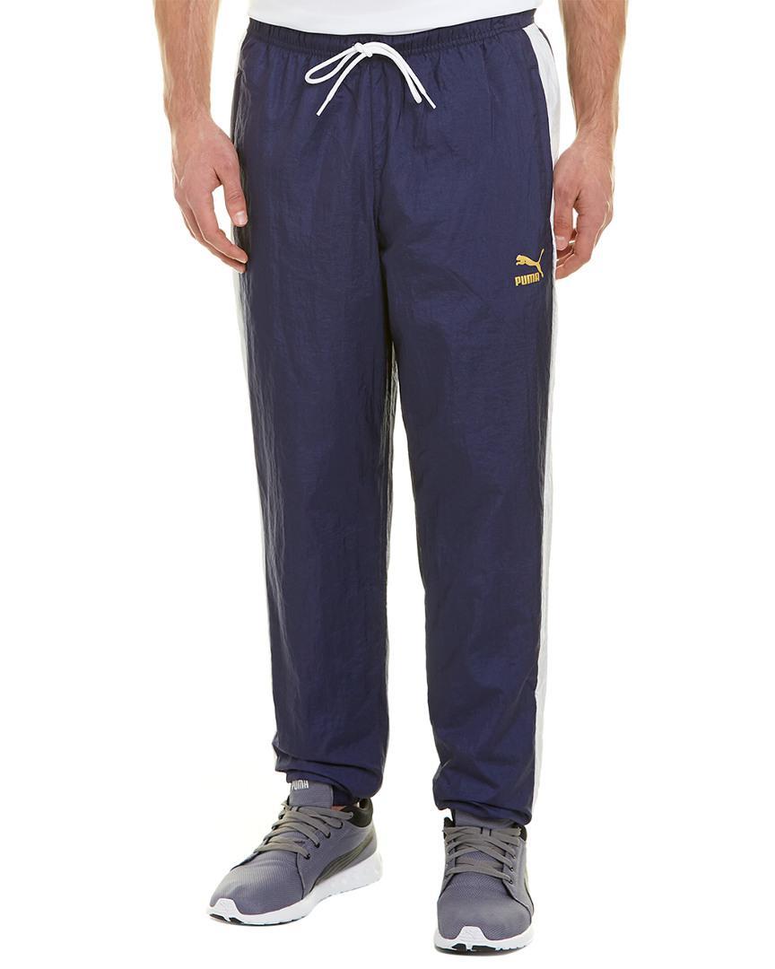 d4e2e40120cf PUMA - Blue T7 Bboy Track Pant for Men - Lyst. View fullscreen