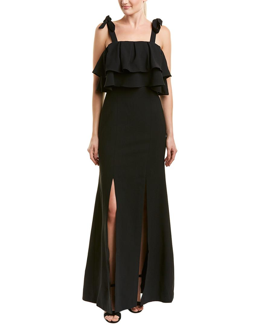 1f4e15936005 Lyst - C Meo Collective C meo Collective Be About You Gown in Black