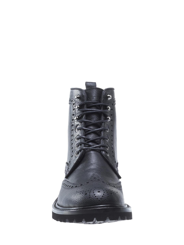 b4e1116c615 Wolverine Black Percy Wingtip Boot