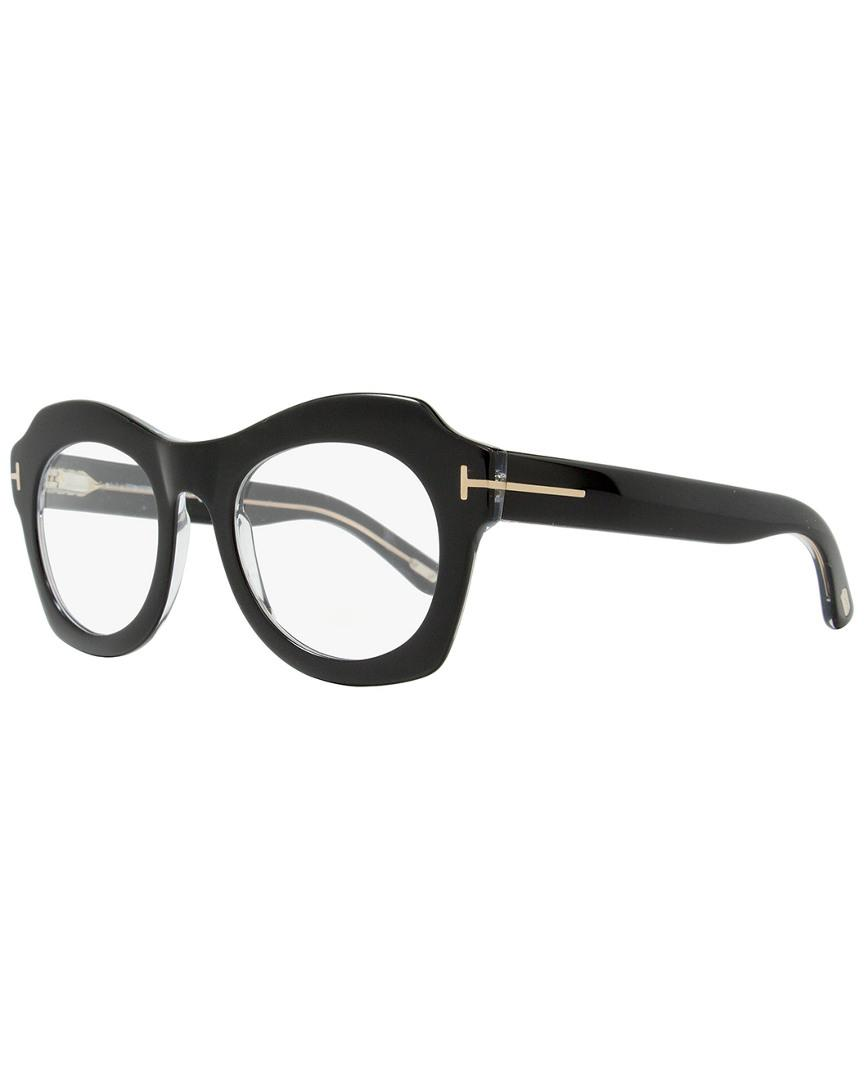 aee5ece5de Tom Ford Women s Tf5360 49mm Optical Frames in Black - Lyst