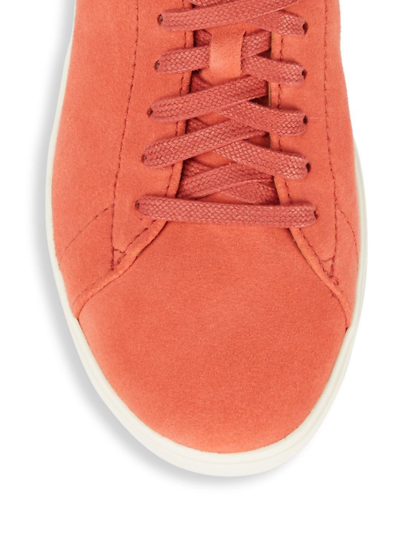 Cole Haan Grandpro Crosscourt Suede Sneakers