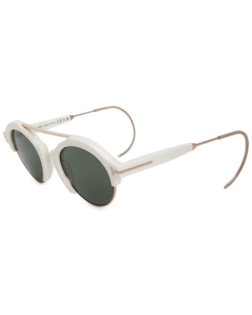 73fbeefaad186 Lyst - Tom Ford Men s Farrah 49mm Sunglasses