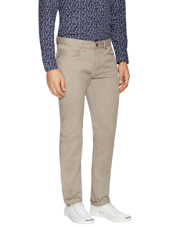 Jack Spade Denim 5-pocket Stonehill Slim Fit Jeans in Grey (Grey) for Men