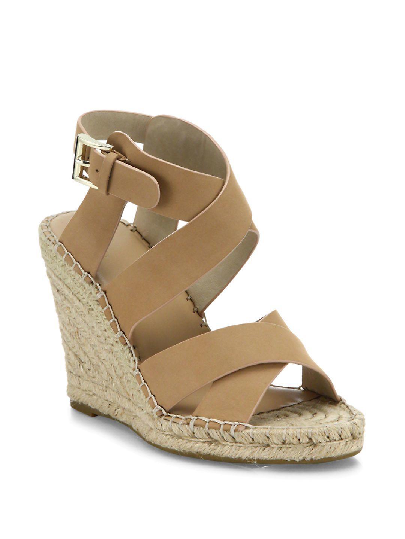 Latest Wedges Joie Kaelyn Nubuck Espadrille Wedge Sandals Women's Shoes US Online