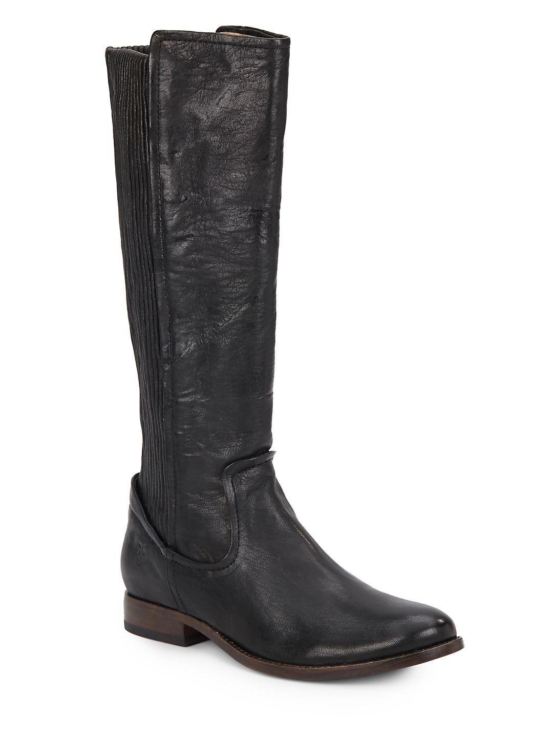 Frye Melissa Knee-high Leather Boots