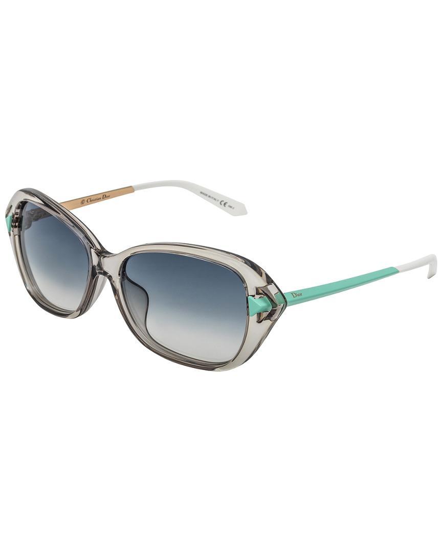 9e6456a269c ... Dior Women s Diorchromatic 56mm Sunglasses - Lyst. View fullscreen