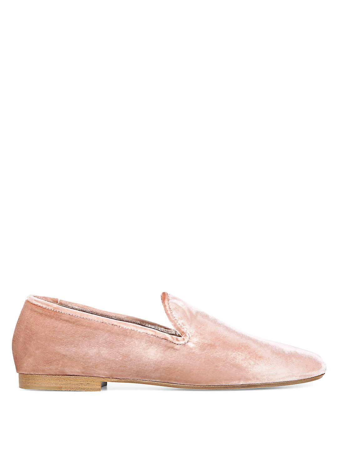 Vince Synthetic Bray Smoking Loafers for Men
