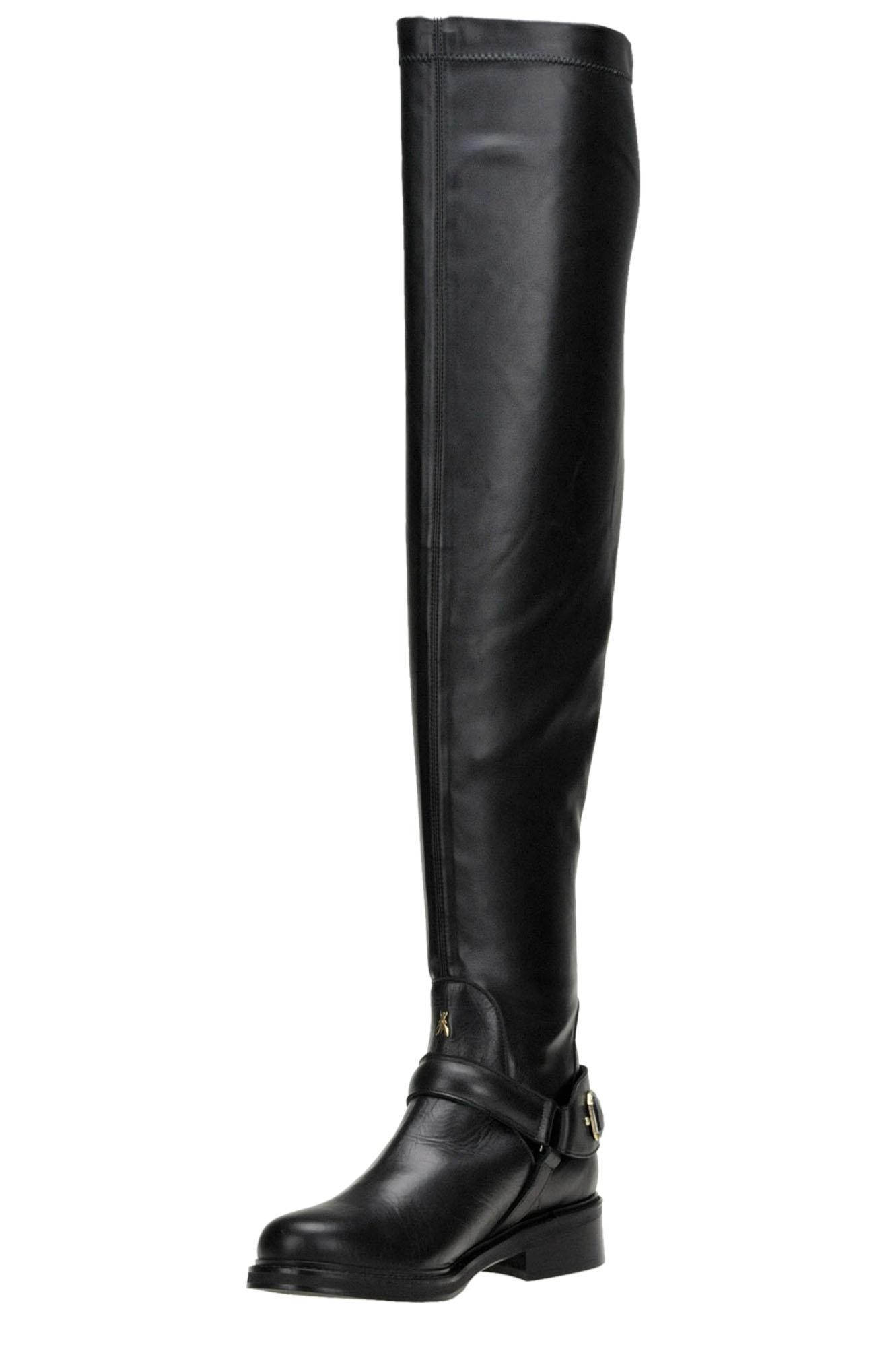 Over Leather Leather Knee The Boots Over Boots The Knee sdBrCtxhQ