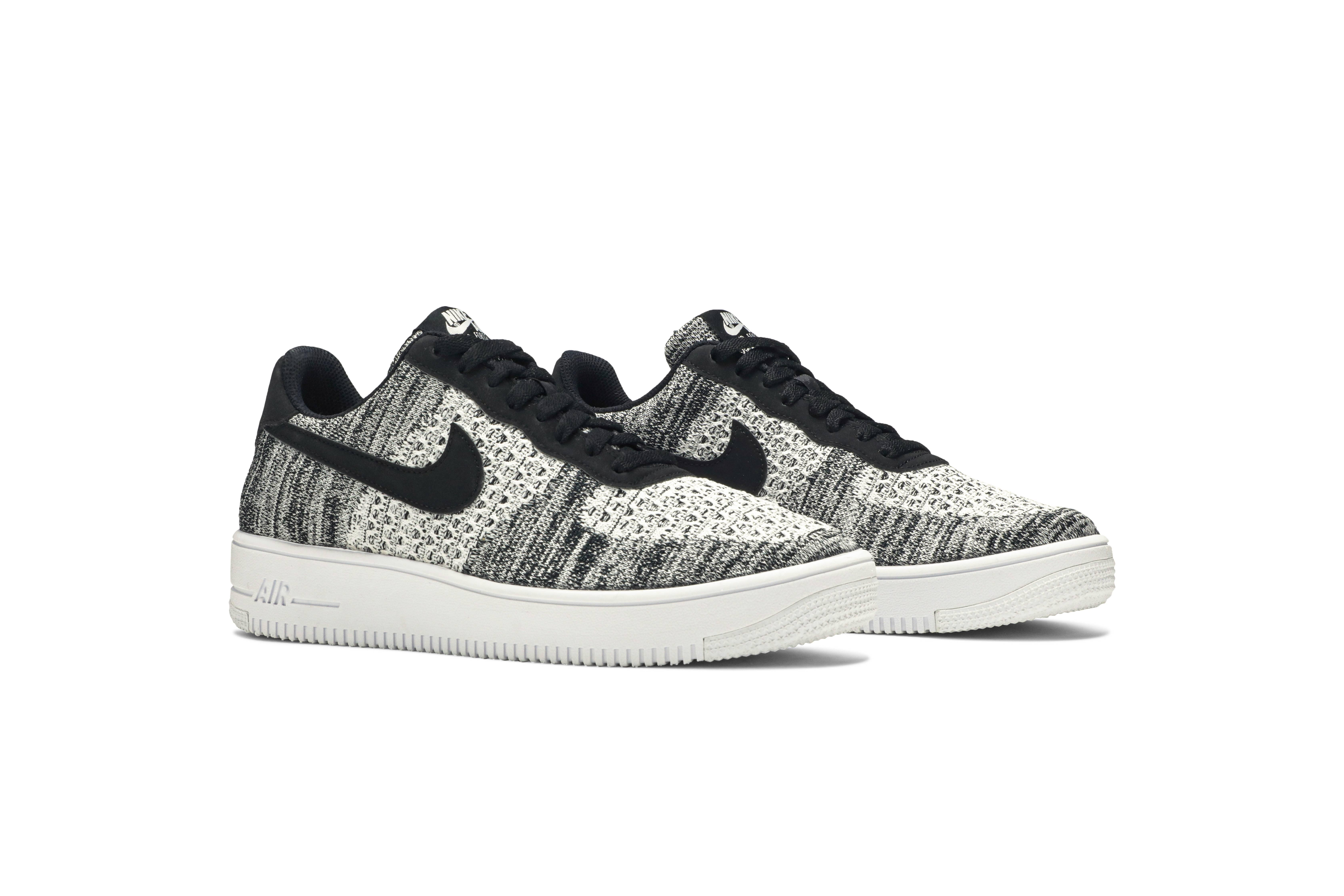 air force 1 flyknit 2.0 bianche