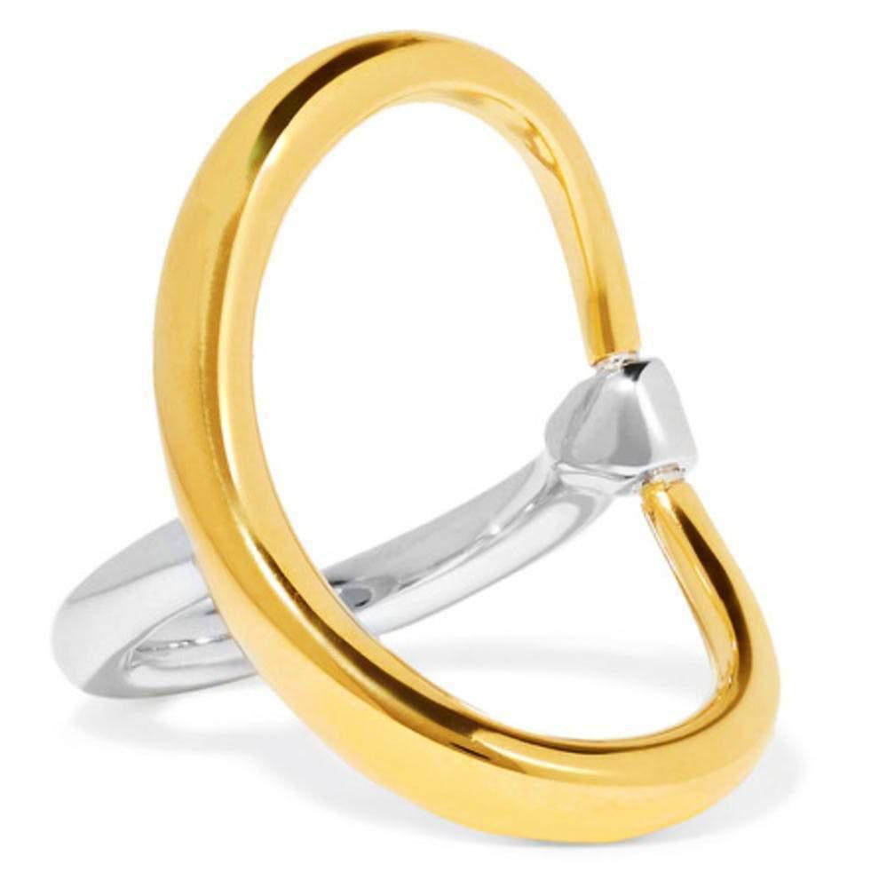 Charlotte Chesnais turtle ring - Metallic LkxwoxkxRh