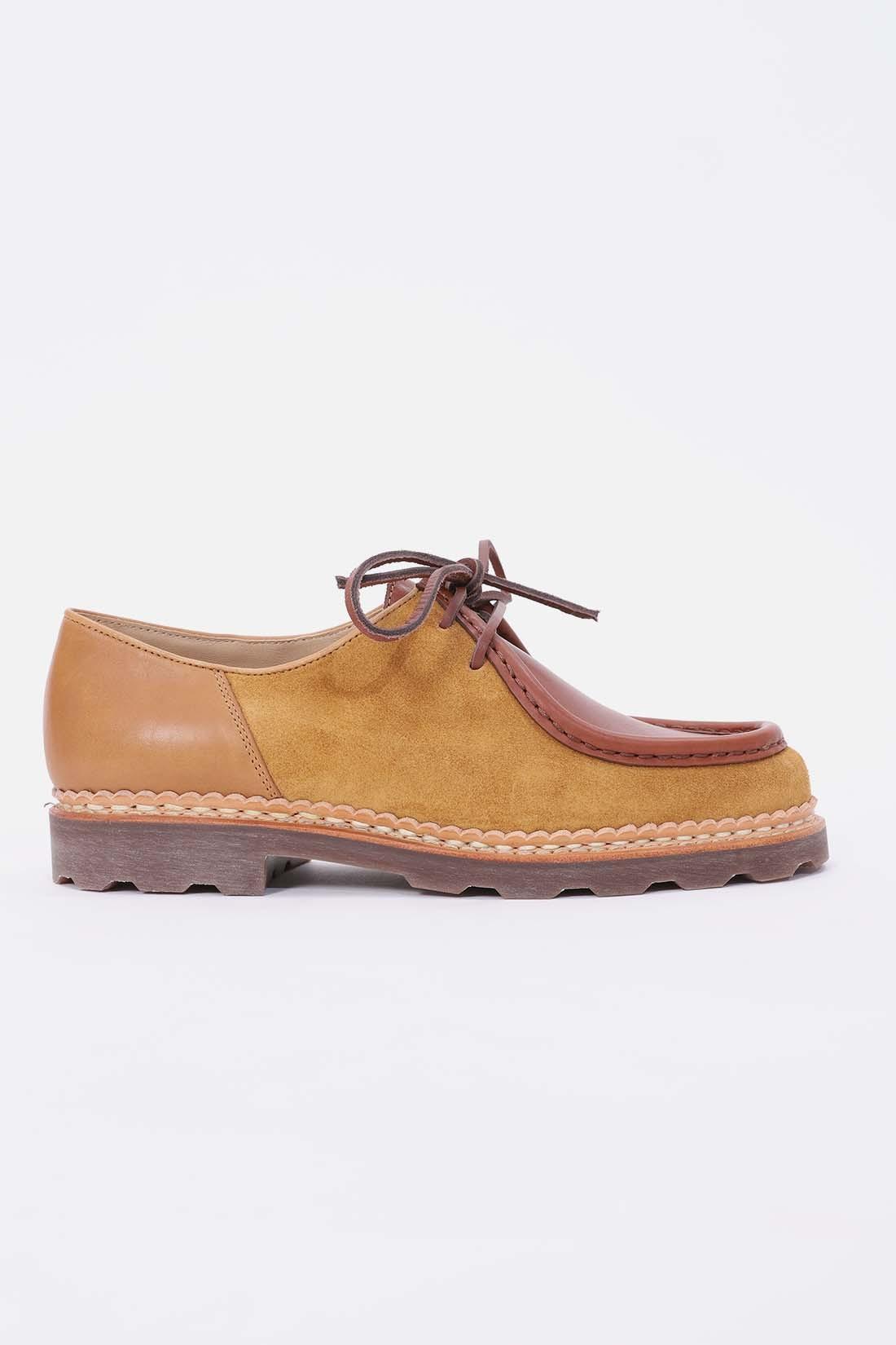 120c2d93c Paraboot x michael shoe Brown homme de coloris marron