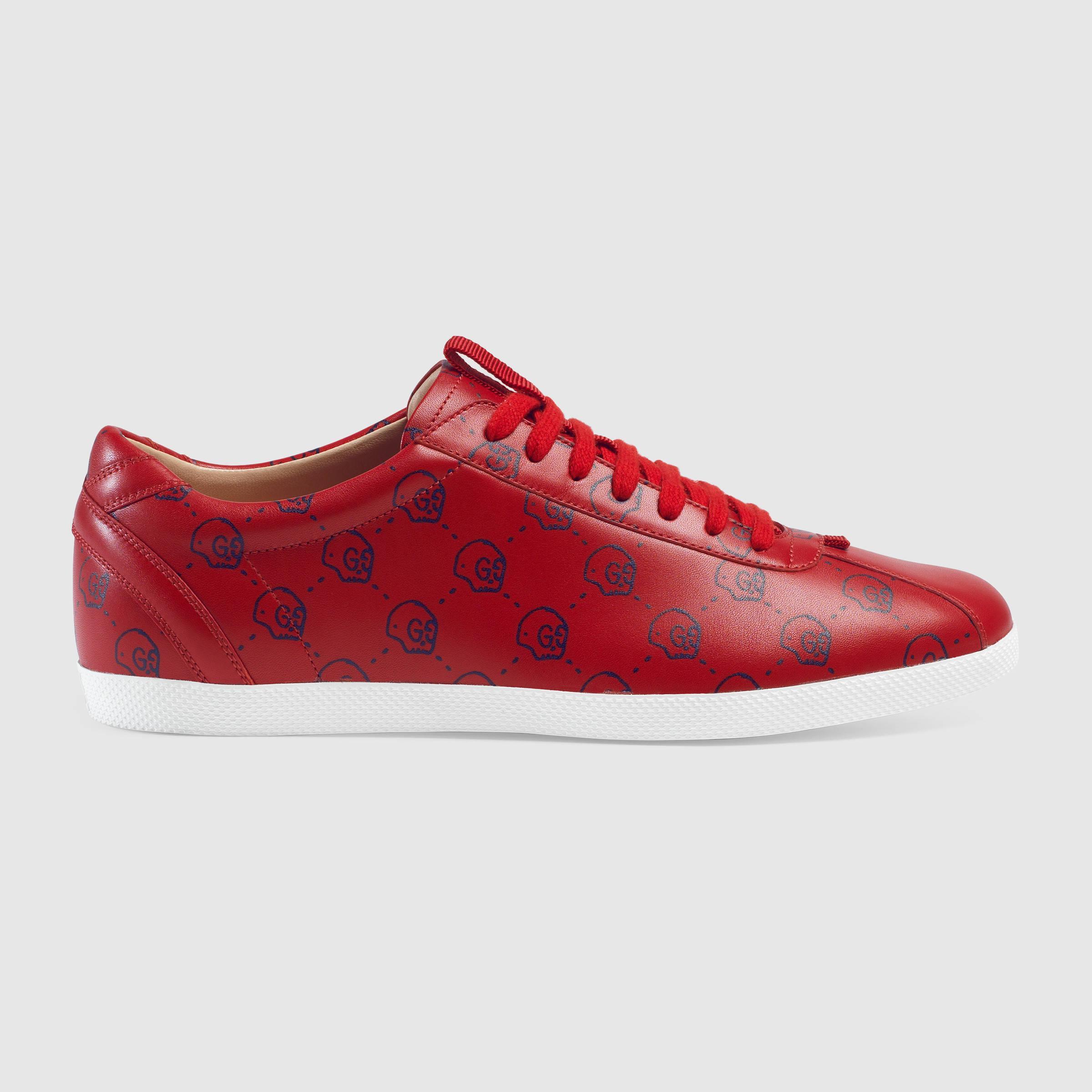 7f0e601bf67 Lyst - Gucci Ghost Sneaker for Men