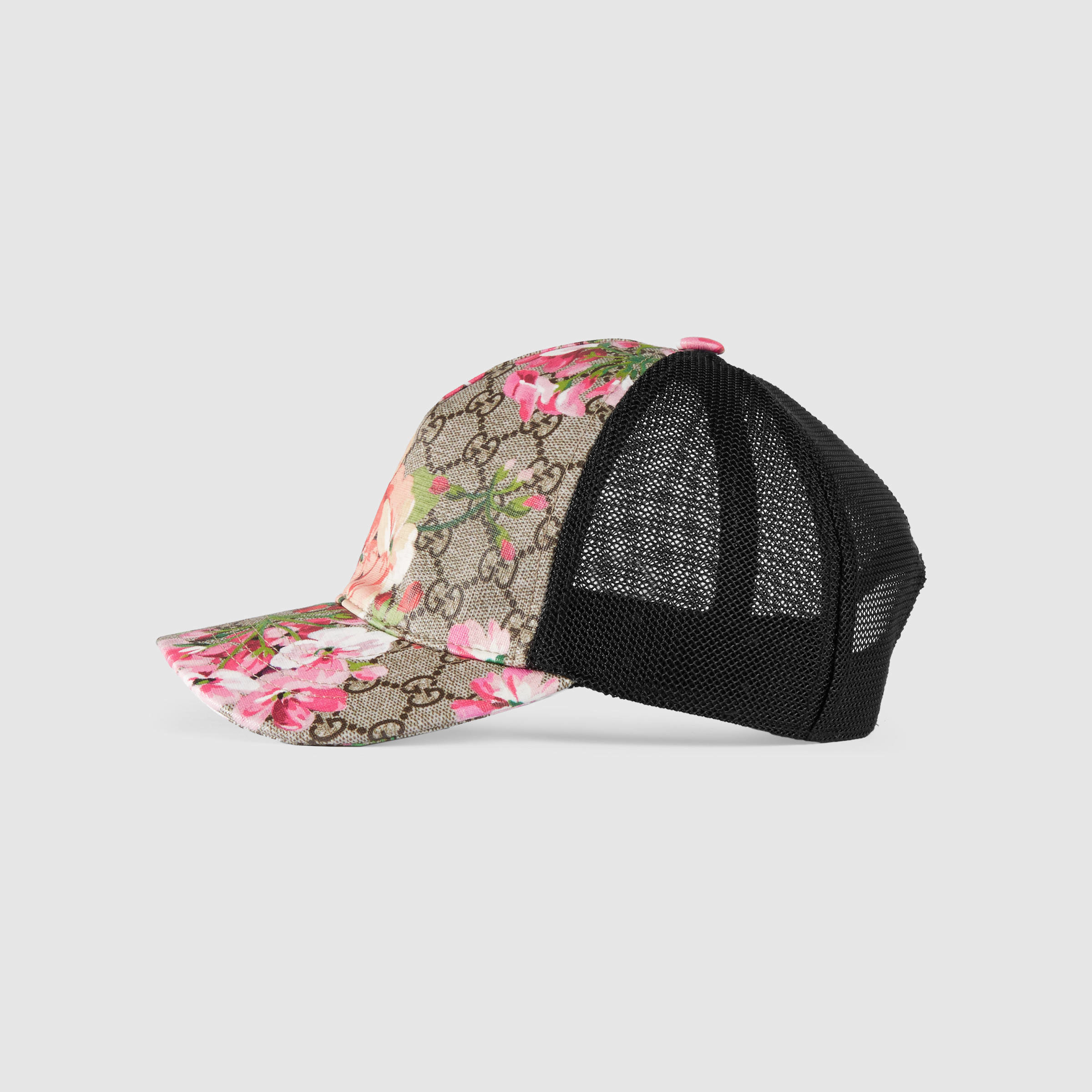 Gucci Gg Blooms Baseball Hat in Multicolour