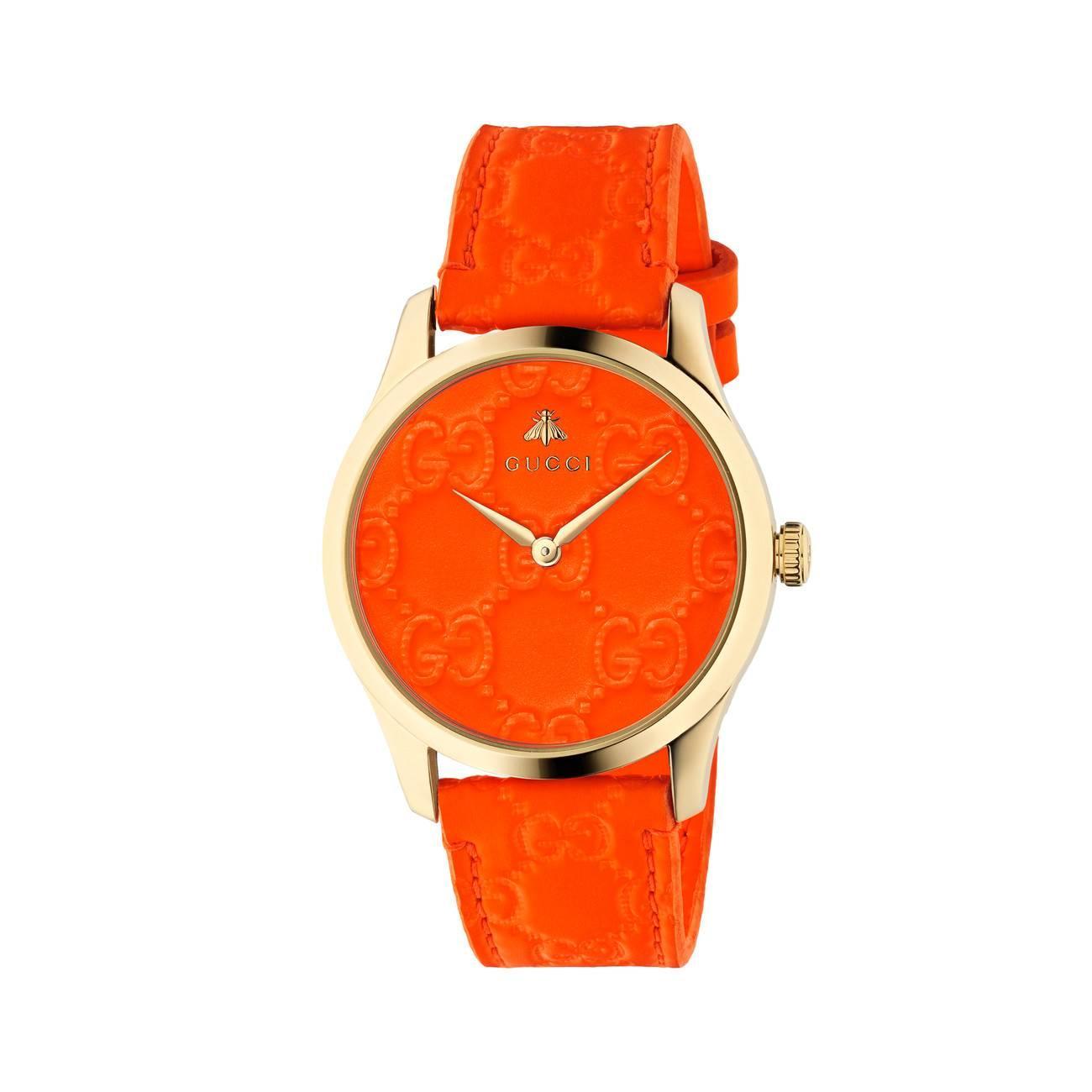 e5c50731fe1 Lyst - Gucci G-timeless Watch