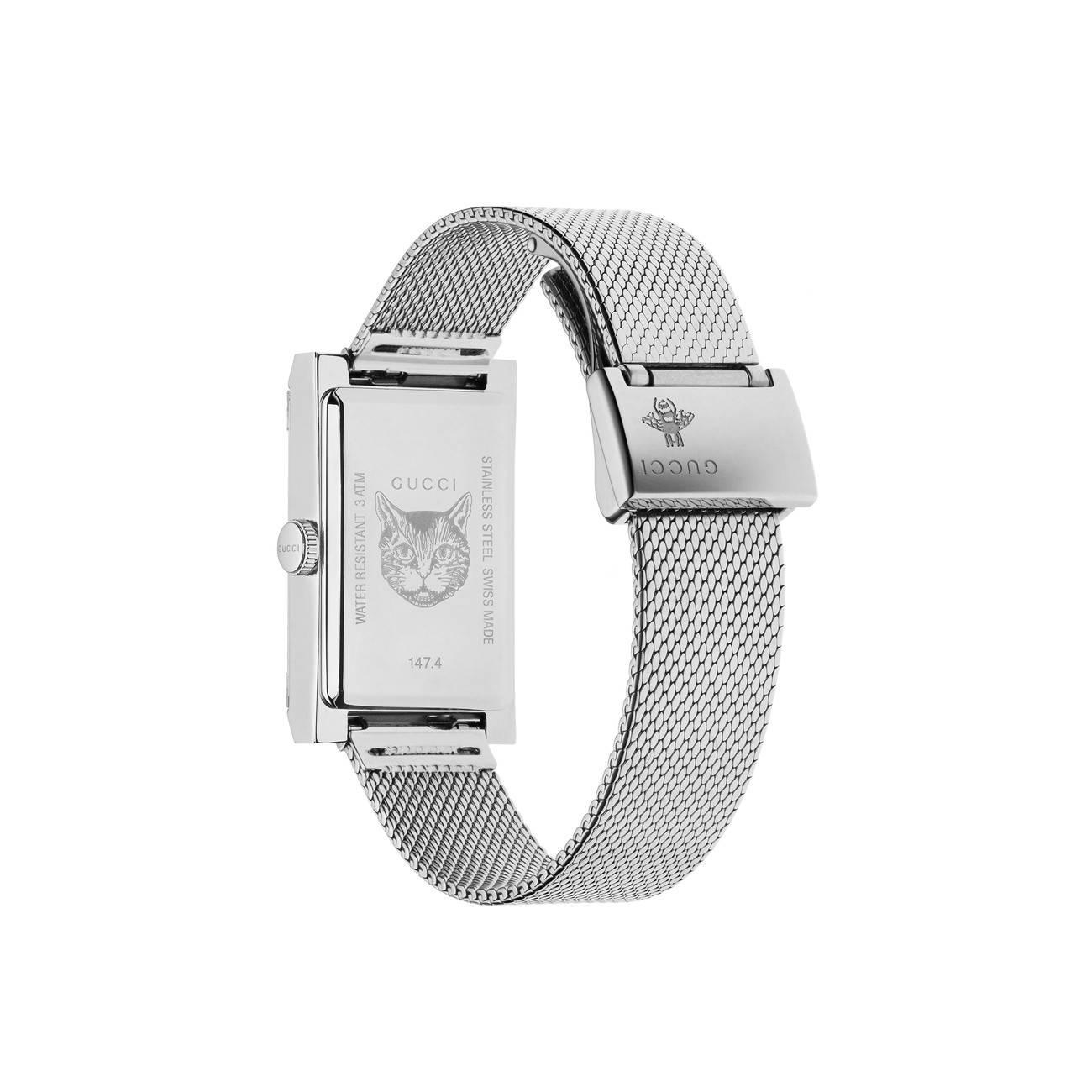 2c69412c7d8 Gucci - White G-frame Watch