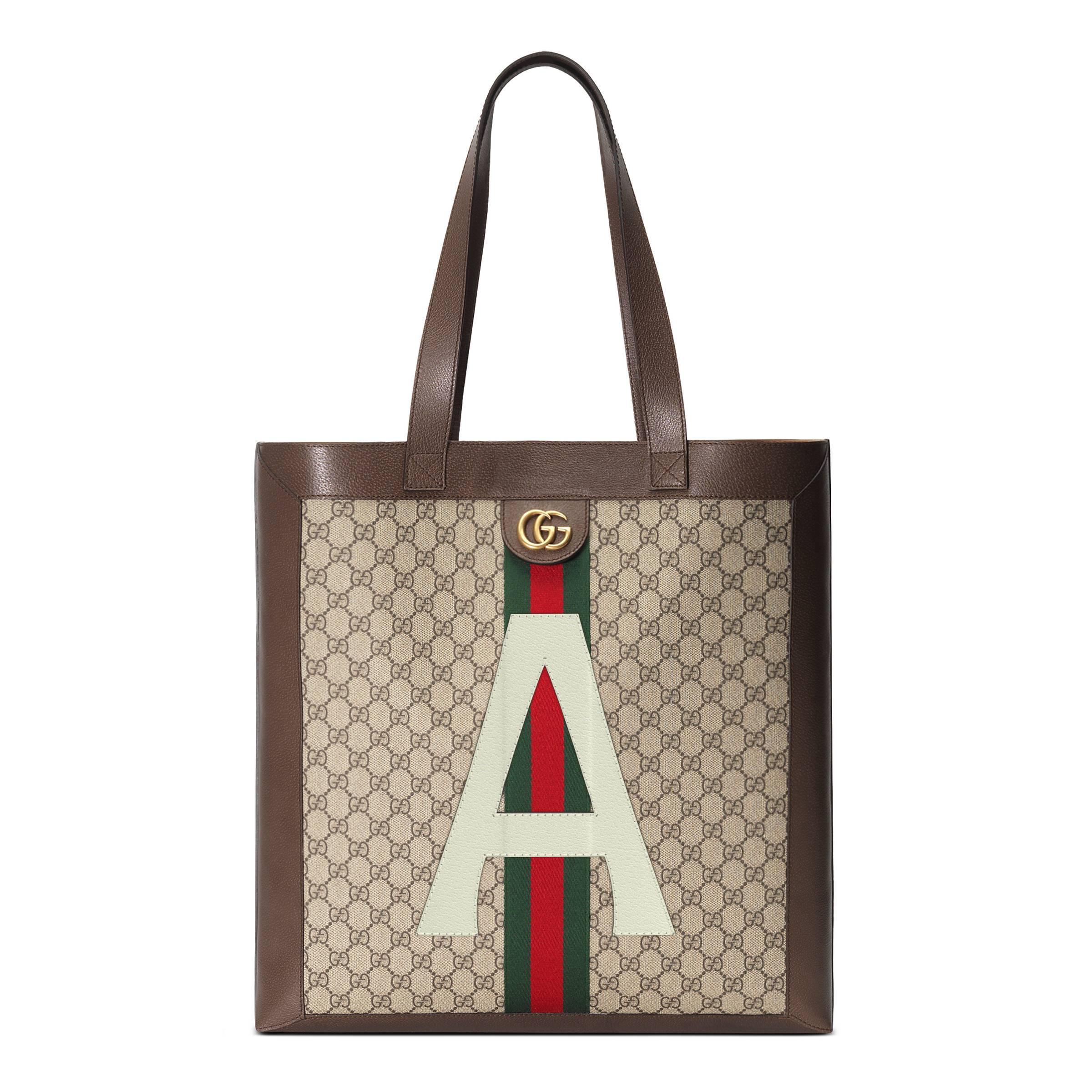 656417d60a29 Gucci. Women's Diy Ophidia GG Supreme Large Tote