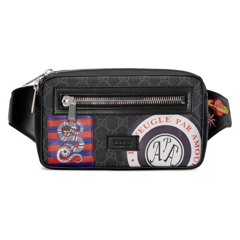 9e47ca2e9bc8 Gucci Courrier Gg Supreme Belt Bag Price | Stanford Center for ...