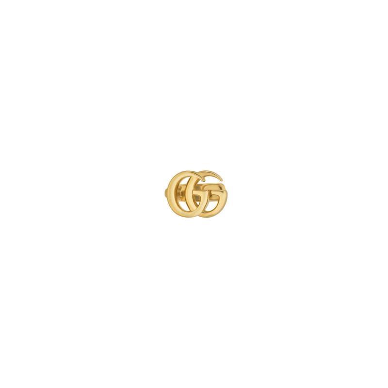 Gucci GG Running yellow gold single earring 6zixMzttUi