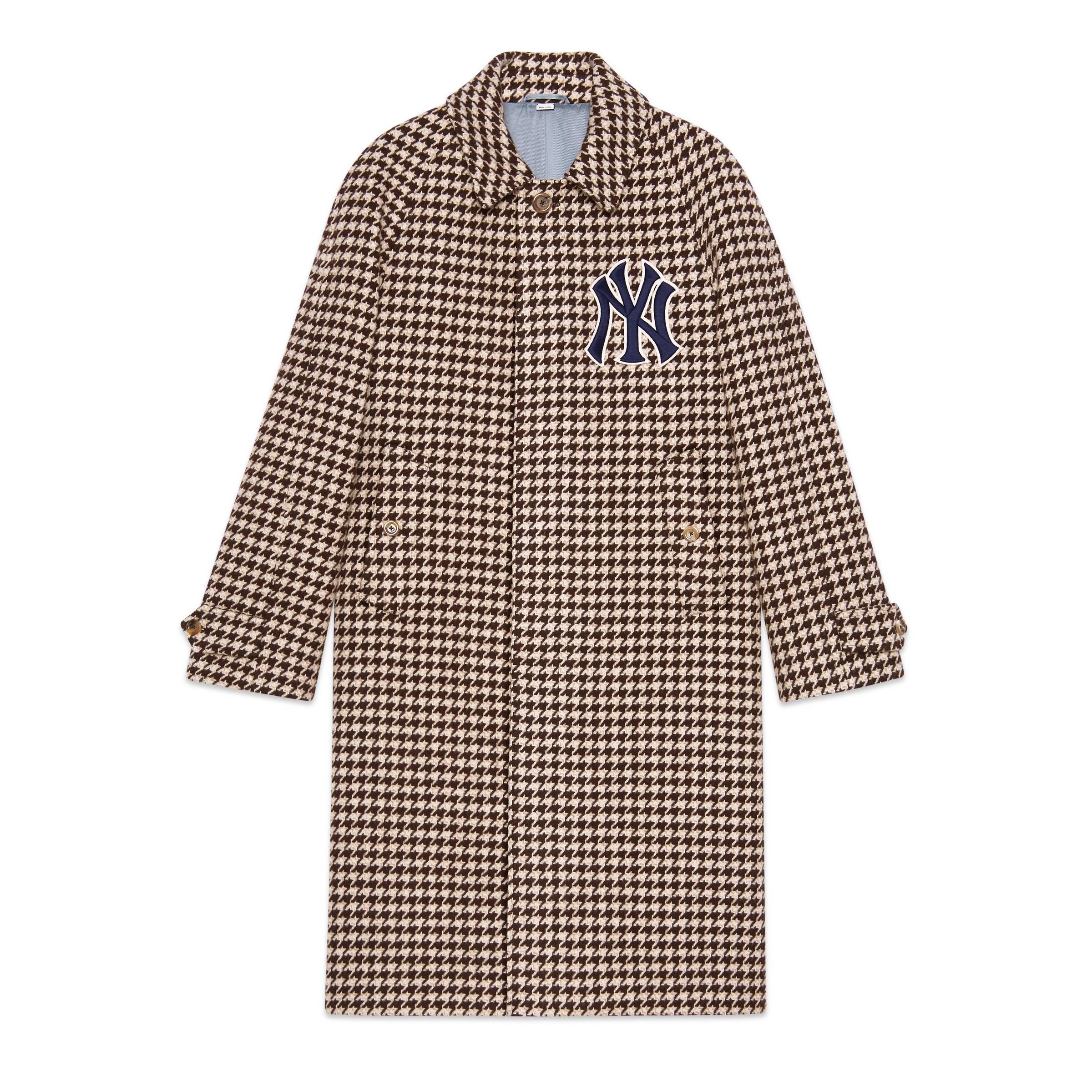 d9ba842ee9a Lyst - Manteau homme avec empiècements NY YankeesTM Gucci pour homme ...