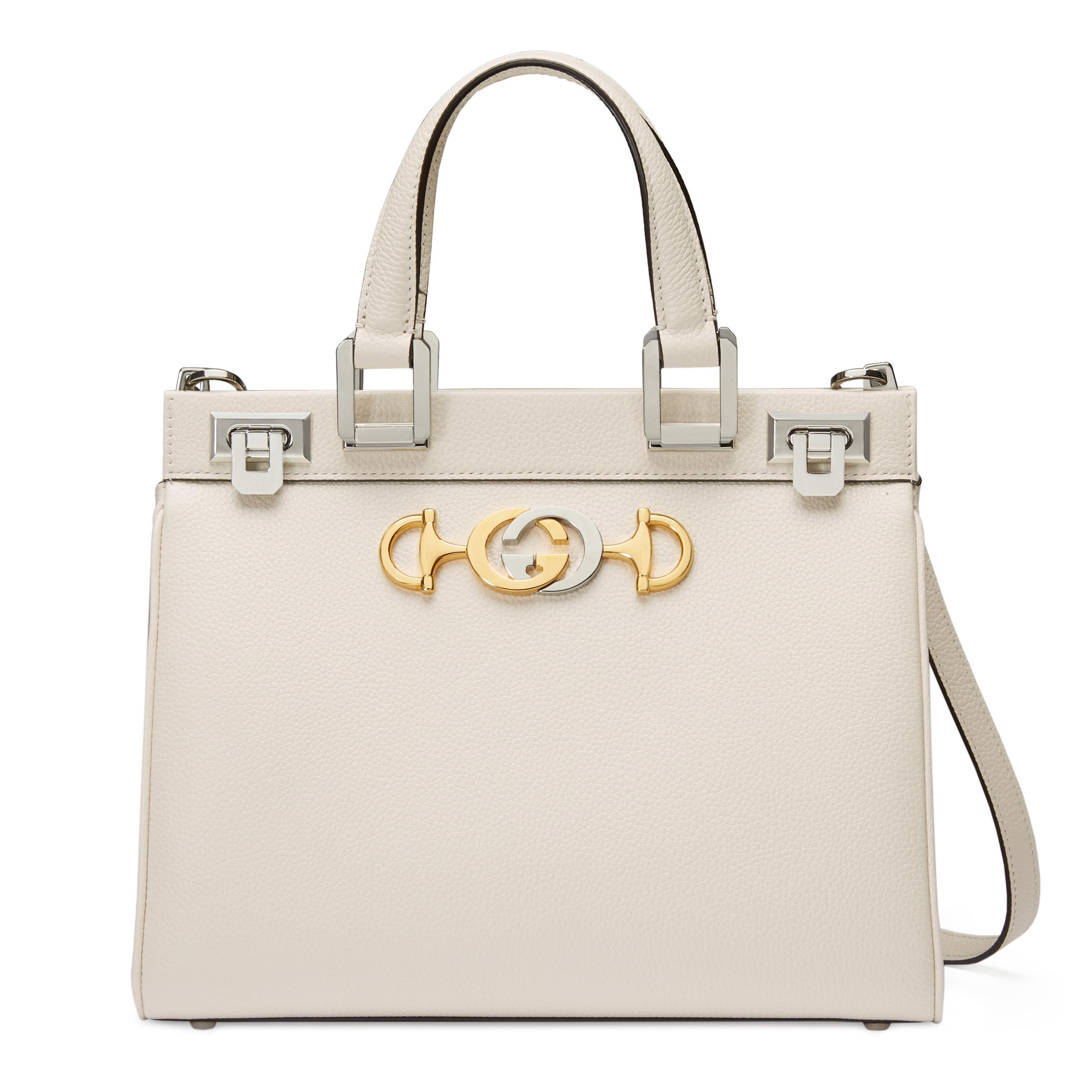 494429eb34 Women's White Zumi Small Top Handle Bag