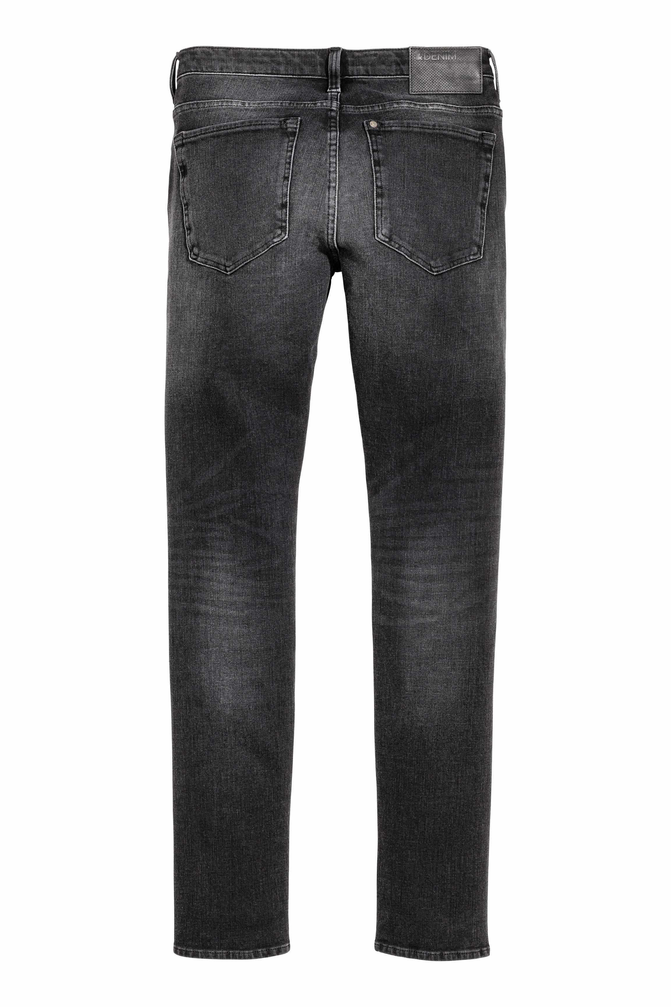 H&M Denim 360 Tech Stretch Skinny Jeans in Black for Men