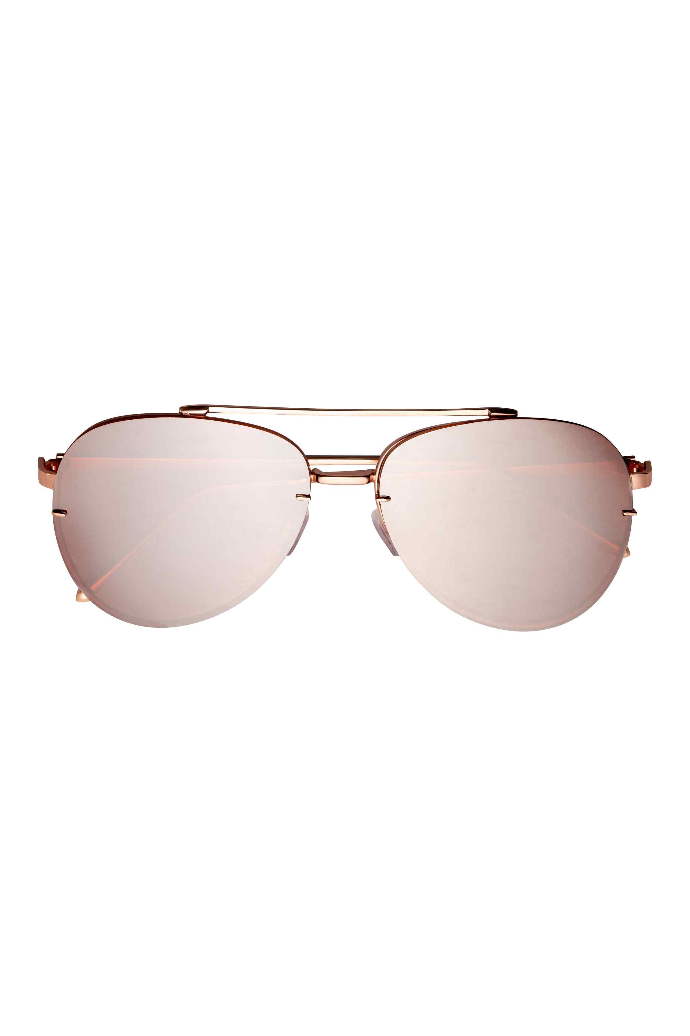 b4a2294611 H M Sunglasses in Pink - Lyst