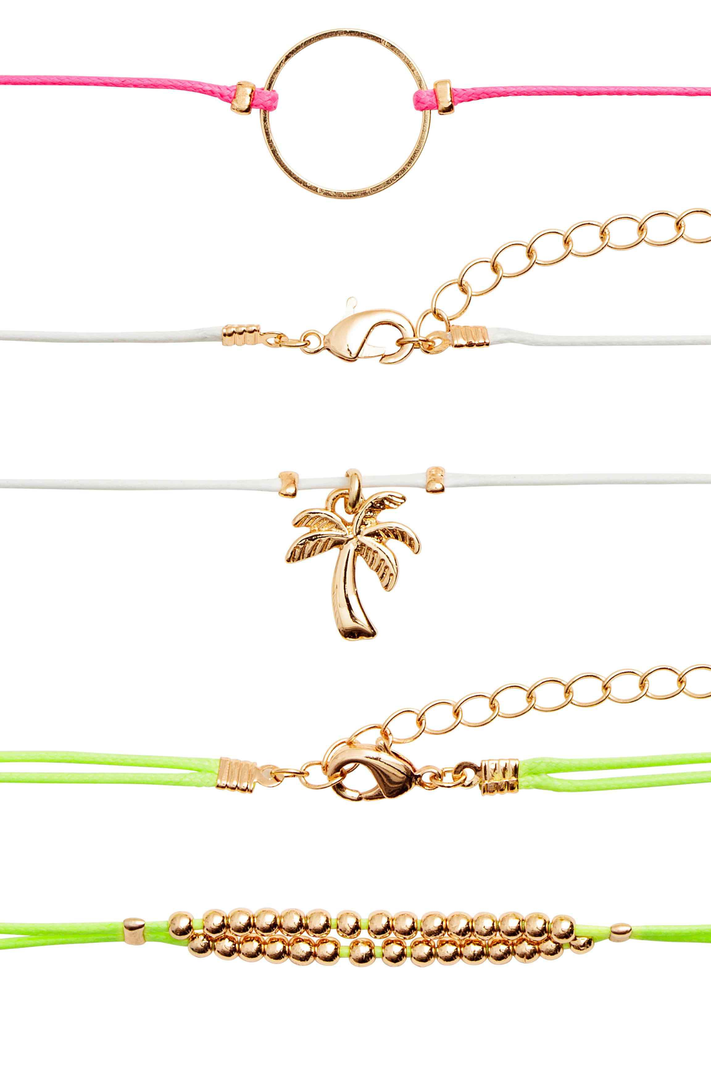 H&M Synthetic 3-pack Chokers