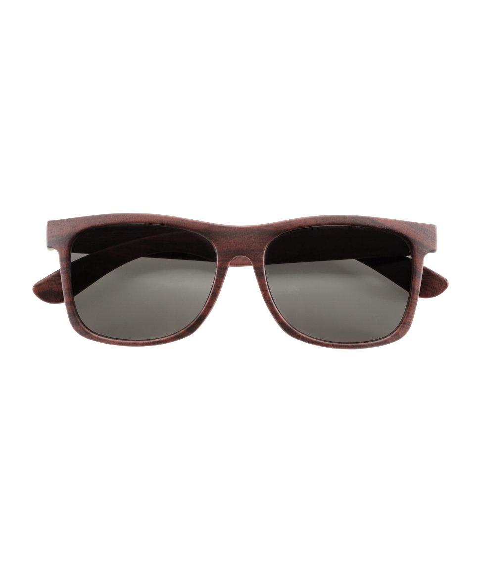 H Amp M Sunglasses In Black For Men Lyst