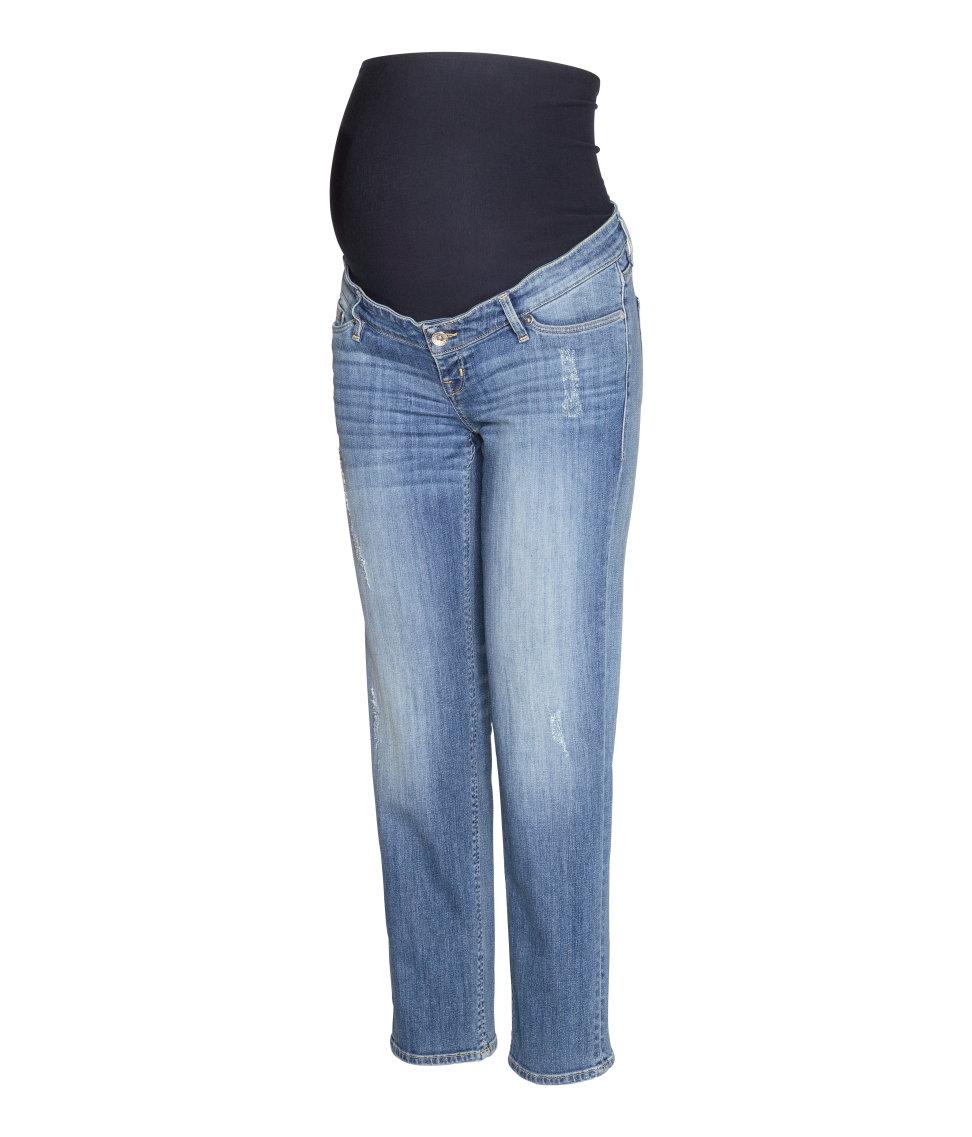 Simple Leather Pants  Black  Women  HampM US