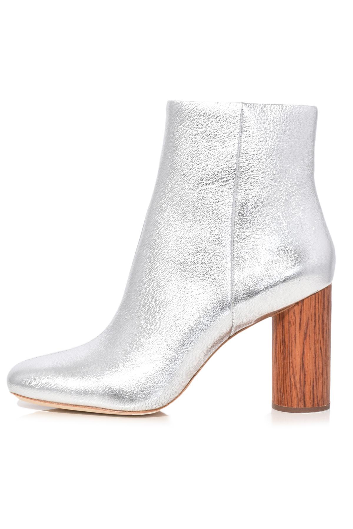 Loeffler Randall Leather Wilder Boot In